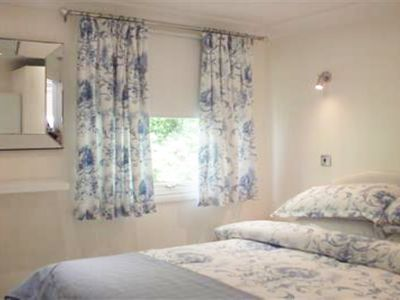 Photo for Special Offer!! 14 THE MANOR LODGE - 2 Bed, Jacuzzi bath, Private veranda.