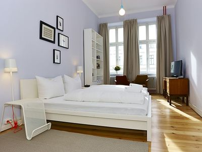 Photo for Bergmann apartment in Kreuzberg with WiFi.