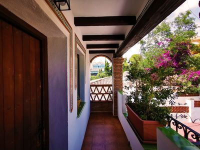 Photo for Apartment with terrace close to Puerto Banus