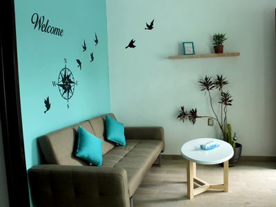 Photo for Beautiful and comfortable apartment with all services for a great vacations!