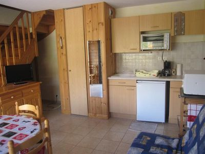 Photo for Apartment 6 persons in duplex in chalet Joubelle 2-4 Réallon