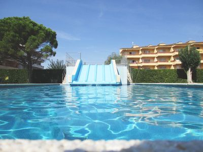 Photo for 1BR Apartment Vacation Rental in L'Estartit, Girona