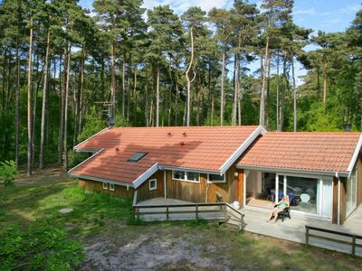 Photo for Luxurious Holiday Home in Nexø with Indoor Whirlpool