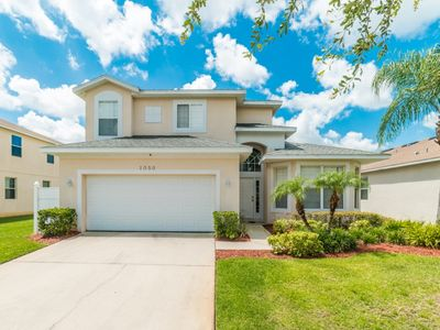 Photo for Budget Getaway - Crystal Cove - Welcome To Contemporary 5 Beds 3.5 Baths  Pool Villa - 6 Miles To Disney