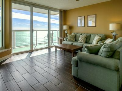 Photo for Malibu Pointe - 1206  Beautifully decorated 4-bedroom unit is perfect for a get away vacation!