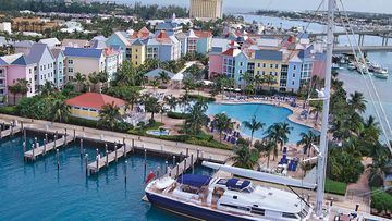 Harborside Resort, Nassau, The Bahamas