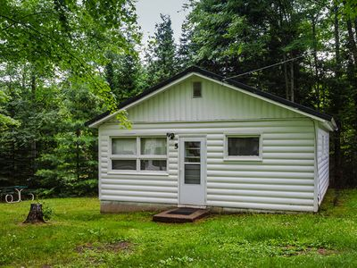 Photo for Newly Renovated Lakeside Cottage#5, Hot tub, Fishing pier, Boats to use, snowmobiling
