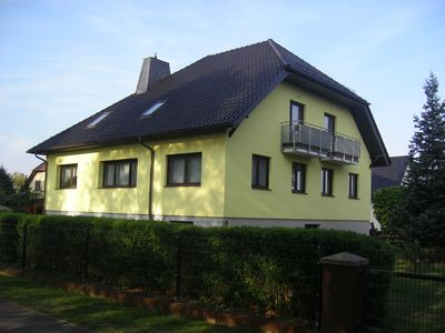 Photo for Newly built holiday pension, quiet and centrally located in the middle of the Spreewald