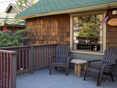 Photo for Sunset Cottage Adorable 1 BR Couple's Resort Cabin