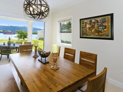 Photo for Modern | New | Waterfront | Beach Club | Pool and Gym | Family Friendly