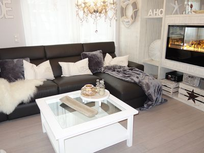 Photo for ***** DREAM Apartment 50m to the beach Villa Dünenresidenz Heringsdorf 68m²
