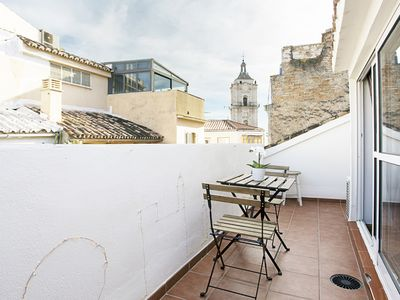 Photo for TERRACE, CENTER & RELAX - Apartment for 4 people in Málaga