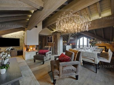 Photo for Luxury and design chalet in Courchevel 1850