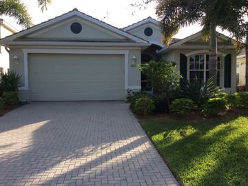 Florida home in Sandoval gated community Cape Coral Florida