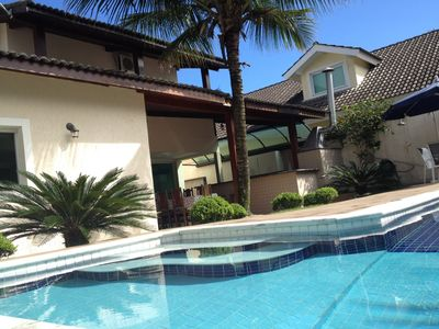 Photo for 5BR House Vacation Rental in Guarujá, SP