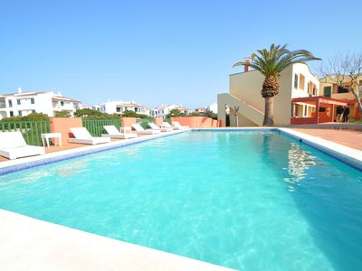 Photo for 1BR Apartment Vacation Rental in Ciutadella de Menorca