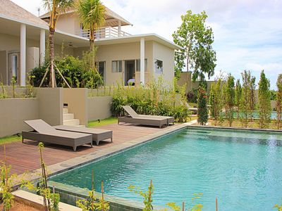 Photo for Brand new 6 bedroom villa in Ungasan