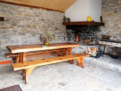 Photo for Vacation home Rustico Lorenza (MNE100) in Bironico - 6 persons, 2 bedrooms