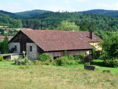 Photo for No additional costs. Apartment right in the Vosges, with catering possibilities