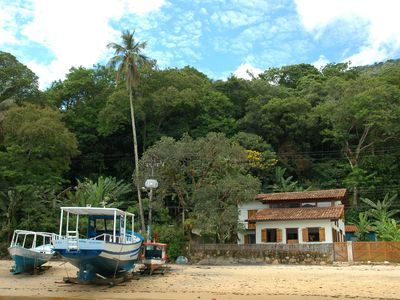 Photo for Delightful hide-away in Ilha Grande