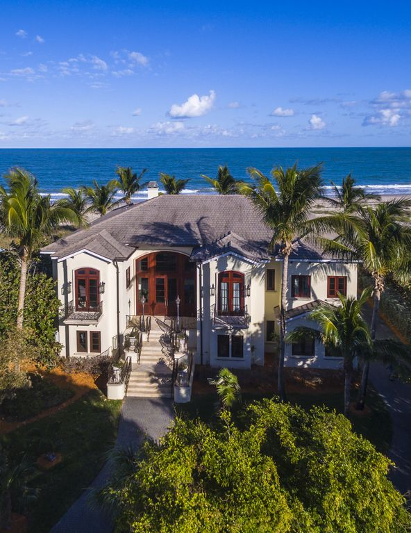 Secluded Oceanfront In Vero Beach
