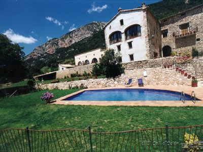 Photo for Self catering El Call D'Oden III for 4 people