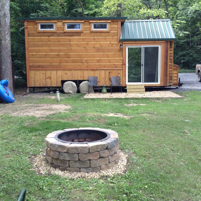 Www Rentalhomes Com: New In 2017! Tiny House On Shenandoah River, Fire Pit