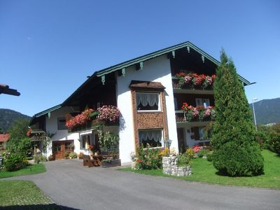 Photo for 1BR Apartment Vacation Rental in Inzell, Chiemgauer Alpen