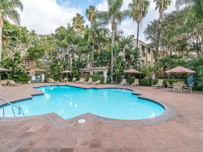 Photo for Minutes away from the beach & zoo! Relaxing oasis in the heart of SB!