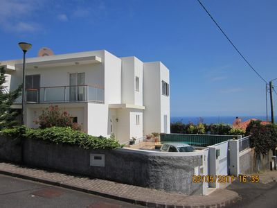 Photo for Calheta - CASA IVA 3 bedroom, 3 bathroom House with swimming pool and sea views