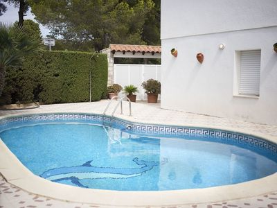 Photo for 4BR Villa Vacation Rental in Calafat, Catalonia