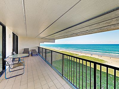 Photo for New Listing! Beachside Unit 1005 w/ Gulf View, Tennis Courts, Hot Tubs, Pools