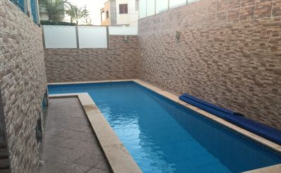 Photo for Stylish 6 bedrooms Villa with swimming pool Ref : A1052