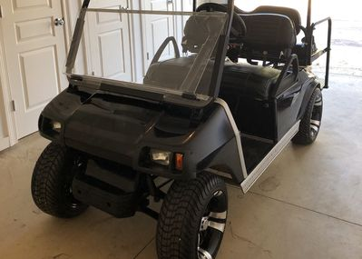 Private Use Golf Cart
