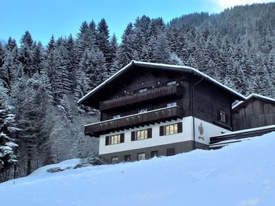 Photo for Alpenliebe Montafon - Apartment for 2-6 pers. in the Silbertal valley on the ski slope