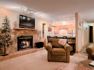 Photo for Stay in the Heart of Breckenridge, Perfect for Biking/Hiking! Hot Tub, Ski-In!