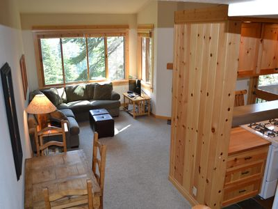 Photo for Northstar Ski Trails Condo - Walk to Village!