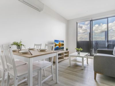 Photo for New One-Bedroom with Sweeping Views
