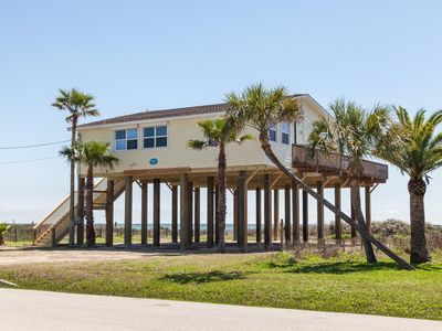 Photo for Amazing and Beautiful Beachfront Home that steps from the sand & water!