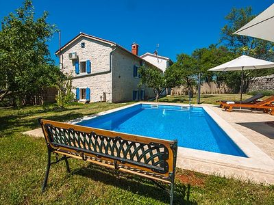 Photo for Holiday house Fabci for 6 - 8 persons with 4 bedrooms - Villa