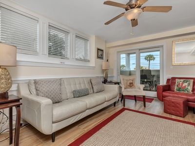 Photo for Captains Watch 8: 2 BR / 2 BA condo in Tybee Island, Sleeps 6