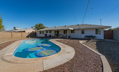 Photo for Old Town Scottsdale Home 3BR with Private Pool/Patio