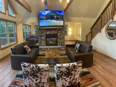 Photo for Cloud 9 Lodge * Newest Luxe rental * Lake View * Sleeps 22