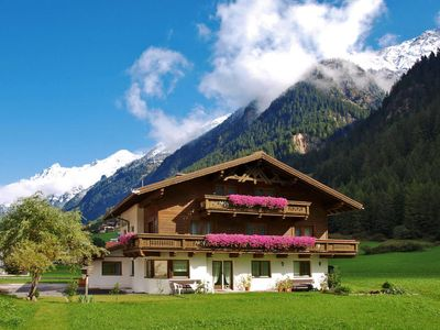 Photo for 2 bedroom Apartment, sleeps 4 in Rechenau with WiFi