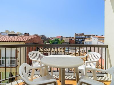 Photo for Costabravaforrent Masferrer 4 apartment for 4, 300m from the beach