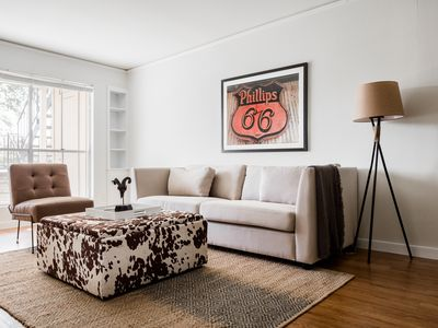 Photo for Expansive 2BR in The Galleria by Sonder