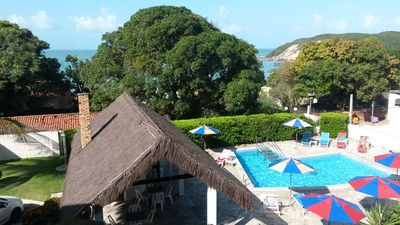 Photo for COMFORT STYLE & SERVICE NOTE 10! Beautiful flats in Ponta Negra Beach