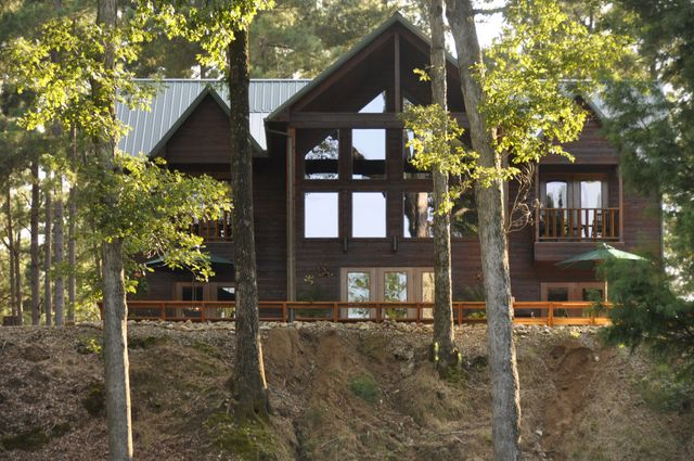 Luxury Cabin On Mt Fork River