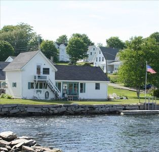 Photo for 2BR Cottage Vacation Rental in Vinalhaven, Maine