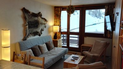 Photo for Plagne Center. Beautiful bright 2 room apartment for 6 people.